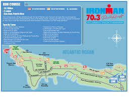 Puerto Rico On A Map by Ironman 70 3 Puerto Rico Course Ironman Official Site Ironman