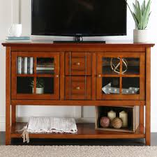 70 Inch Console Table Walker Edison Furniture Company Rustic Brown Buffet With Storage