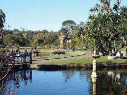 The Royal Botanic Gardens Royal Botanic Gardens Garden Sydney New South Wales Australia
