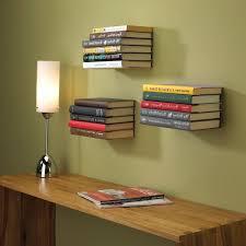 Triangle Wall Shelf Interior Floating Bookshelves Invisible Bookshelf Floating