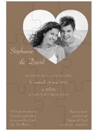 faire part mariage puzzle mariage organisation mariage robe de mari eacute e 1001