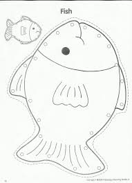 fish template for preschool free coloring pages on art coloring