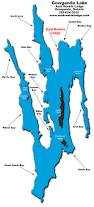 Map Of Montreal Map Of Gowganda Lake
