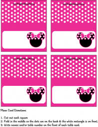 minnie mouse party decorations minnie party seating charts minnie mouse party decorations