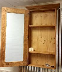 Wood Bathroom Medicine Cabinets With Mirrors by Reclaimed Wood Medicine Cabinet Best Home Furniture Decoration