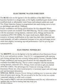r u0026d ignition manual
