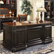 Executive Office Desks For Home Riverside Allegro Executive Desk 44732 Riverside Furniture