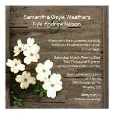 Wedding Invitations Atlanta Southern Wedding Invitations U0026 Announcements Zazzle