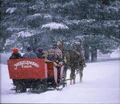 this sleigh ride chocolate tour in new hshire is what dreams
