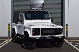 land rover defender 90 for sale used 2015 land rover defender 90 pickup tdci 2 2 over land