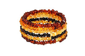 amber bead bracelet images Amberage natural baltic amber bracelet for adults jpg
