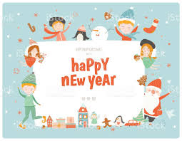 cute christmas card stock vector art 603992832 istock
