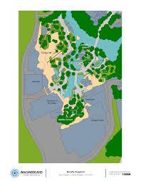 Map Of Animal Kingdom Imagineerland Beastly Kingdom