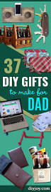 37 awesome diy gifts to make for dad diy joy