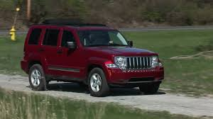 red jeep liberty 2008 2010 jeep liberty limited 4x4 drive time review youtube