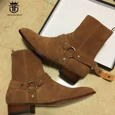 harness boots online get cheap mens harness boots aliexpress com alibaba group