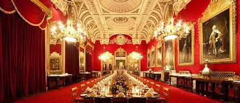 Royal Dining Room Of Civility Dinner Etiquette Formal Dining Gentleman S