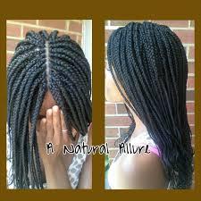 medium box braids with human hair medium mid back length box braids installed with 4 3 4 packs of