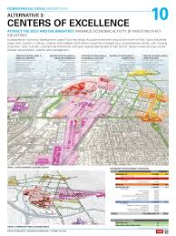 Map Of Hotels On Las Vegas Strip 2015 by Vision Lv Downtown Masterplan