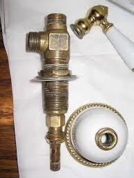 Speakman Faucet Parts Speakman Lavatory Faucet Trouble Identifying Valve Stem Terry