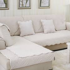 Reclining Sofa Slip Covers Solid Flush Recliner Covers For Reclining Cushion
