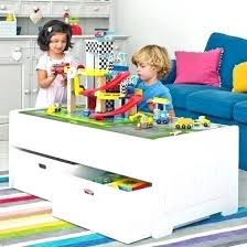 kids play table with storage kids activity table with storage storage play table austincar club