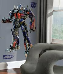 transformers bumblebee peel stick giant wall decals kids wall transformers optimus prime giant wall sticker kids wall decals roommates nursery wall stickers