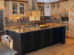 Hickory Kitchen Cabinets Countertops Backsplash Hickory Kitchen Cabinets And 28 64