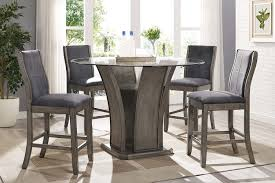 Tall Dining Room Sets Dining Room Furniture Mor Furniture For Less