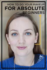 Makeup Classes For Teens A Very Easy Make Up Lesson For Absolute Beginners