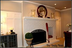 100 ideas fireplace paint colors on mailocphotos com