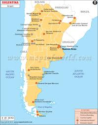 Map Of Miami International Airport by Argentina Airports On A Map Maps Pinterest Argentina