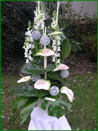 composition florale mariage gabarit vert tige nouvelle version