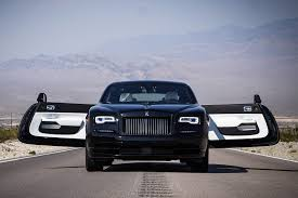 roll royce ghost all black 2017 rolls royce wraith black badge 13 things to know