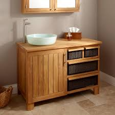 Bathroom Vanity With Vessel Sink by 44