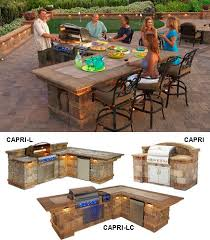 Outdoor Patio Grill Island Best 25 Outdoor Grill Island Ideas On Pinterest Outdoor Grill
