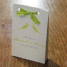 boite dragã es mariage lot de 15 sachets personnalisables pour dragées mon petitmonde