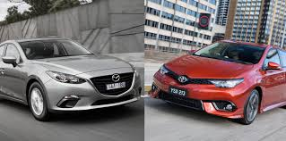mazda car sales 2015 july 2015 car sales winners and losers photos 1 of 16
