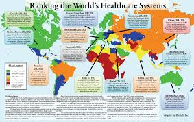 French Canada Map by The Rag Blog David P Hamilton French Healthcare Is The World U0027s