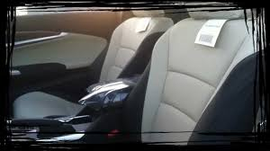 honda accord coupe leather seats jason valley honda presents 2013 accord cpe two tone leather