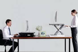 desk standing sitting desk nz sitting standing desk conversion