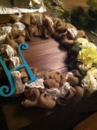 burlap wreath housegirlhaley