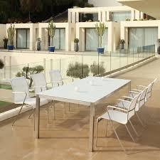 Modern Garden Table Royal Botania Luxury Garden Furniture Premium Quality Relaxation
