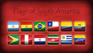 Cool National Flags Flags Of South America Icons By Kristo1594 On Deviantart