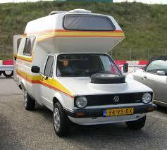 volkswagen caddy pickup mk1 mk1 camper