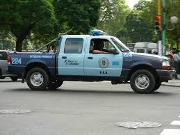 Ford Ranger Police Argentine Federal Police K 9 Unit Ford U2026 So