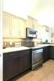 two tone kitchen cabinets trend two tone kitchen cabinets trend advertisingspace info