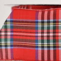 plaid ribbon plaid ribbon ribbonbazaar