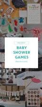 good baby shower games