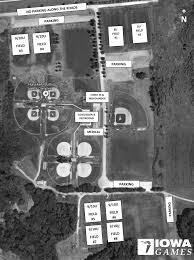 Iowa State University Map Youth Soccer Iowa Games